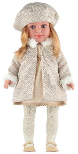 Купить Кукла Arias ELEGANCE Carla в одежде и берете, 49 см, Испания