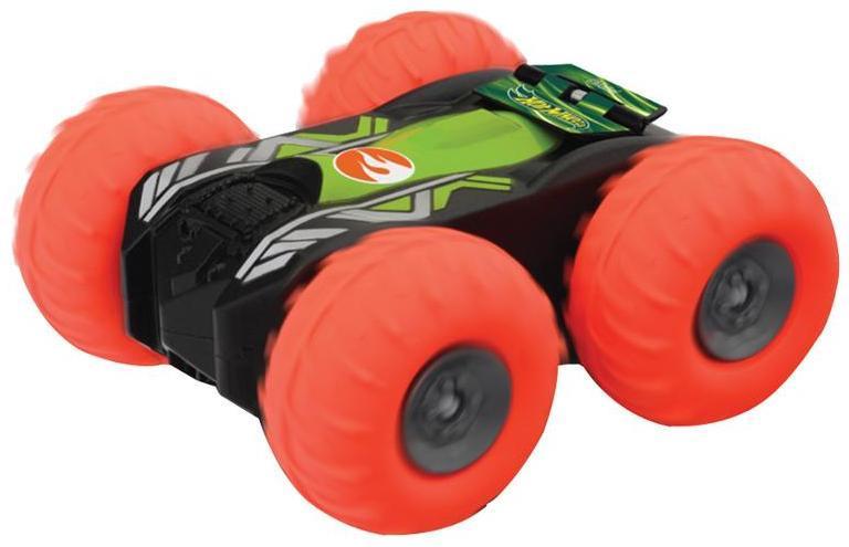 Hot Wheels трюковая машина-перевёртыш на р/у, на батарейках.