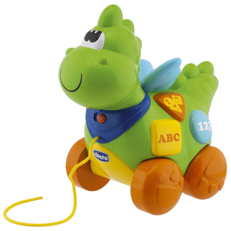 Купить Chicco Развивающая игрушка Говорящий дракон , Китай