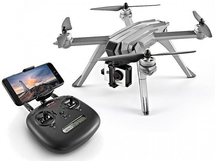 "MJX R/C ""Bugs 3 PRO FPV GPS RTF | MJX-B3PRO-C6000"" - радиоуправляемый квадрокоптер"