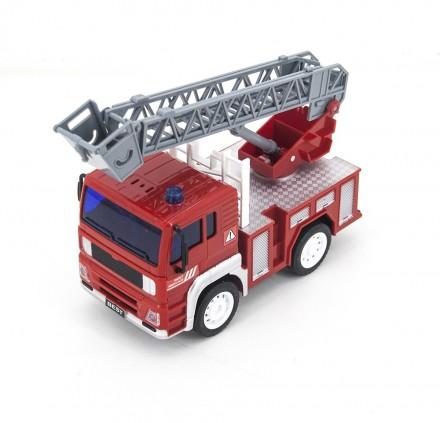 Купить WenYi Радиоуправляемая пожарная машина - WY1550B 1:20 , Китай