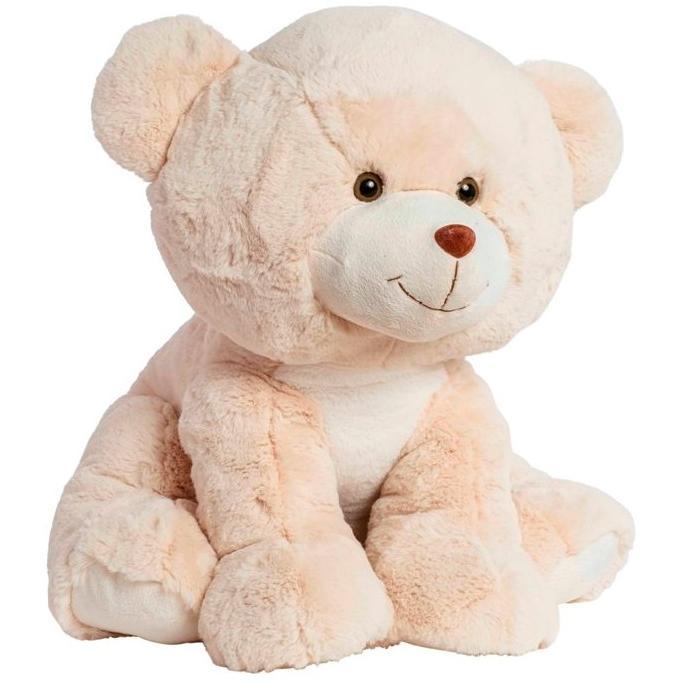 Купить Molli Мягкая игрушка Мишка сидячий, 60 см, Швеция