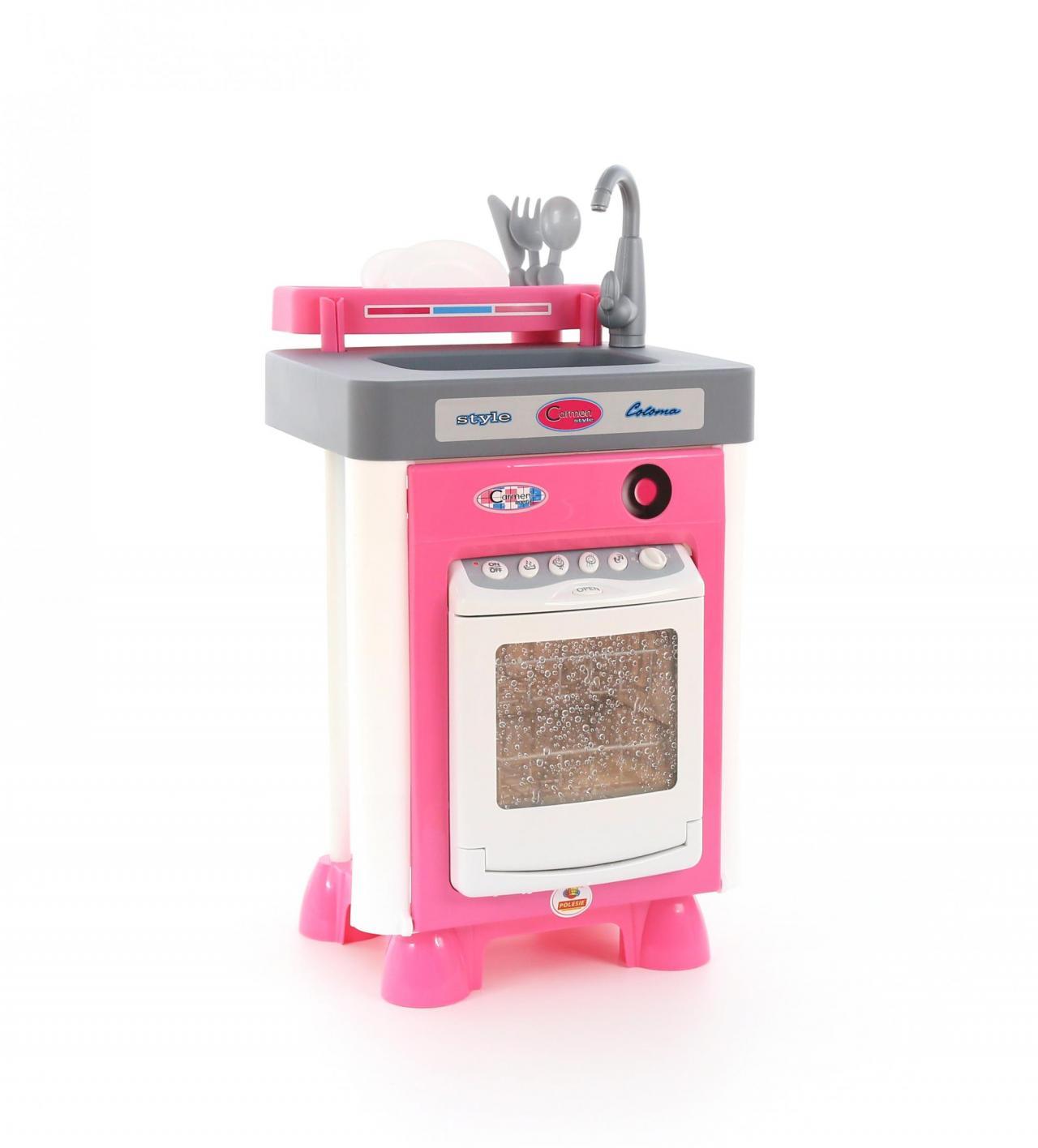 Купить Coloma Y Pastor Игровой набор Carmen №1 с посудомоечной машиной, Беларусь