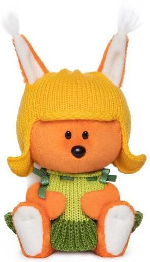 Купить BUDI BASA Белка Бика в шапочке и платье - мягкая игрушка, Россия