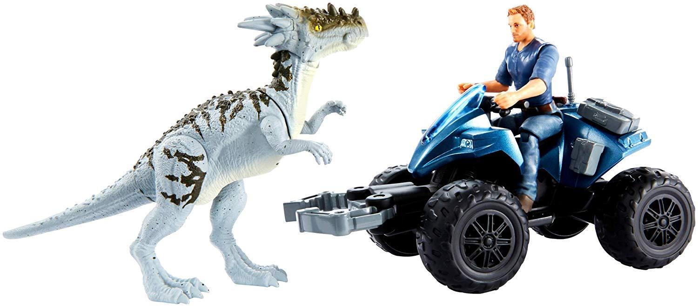 Jurassic World Игровые наборы с героями фильма
