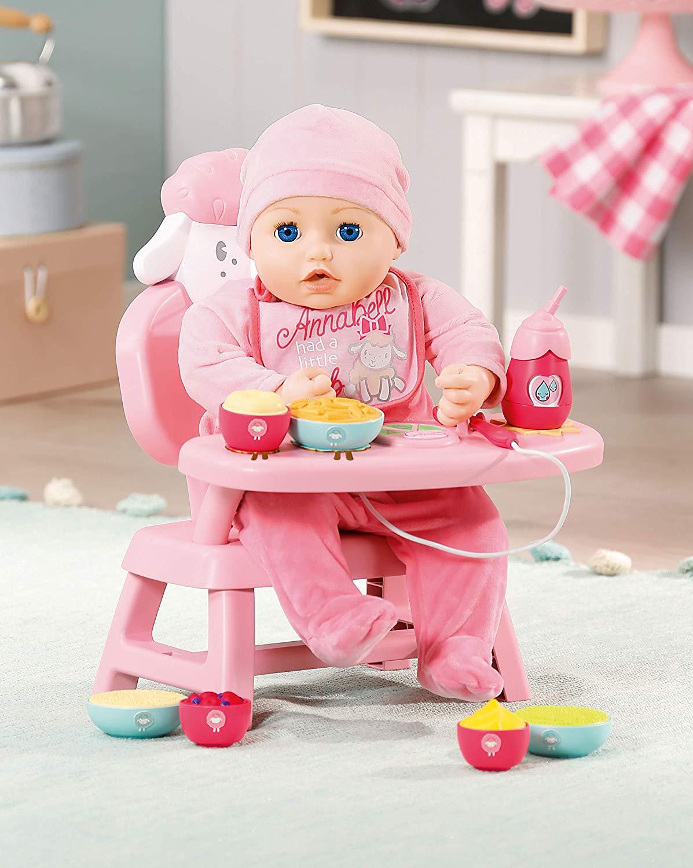 Baby Annabell Обеденный стол