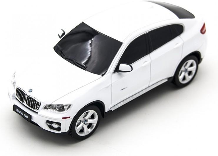 Купить Rastar BMW X6 White 1:24 - RAS-31700-W - Радиоуправляемая машина, Китай