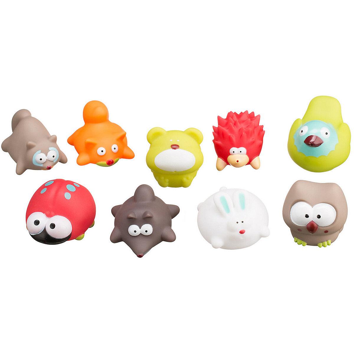Купить Roxy-kids Набор игрушек для ванной Лесные жители , Китай