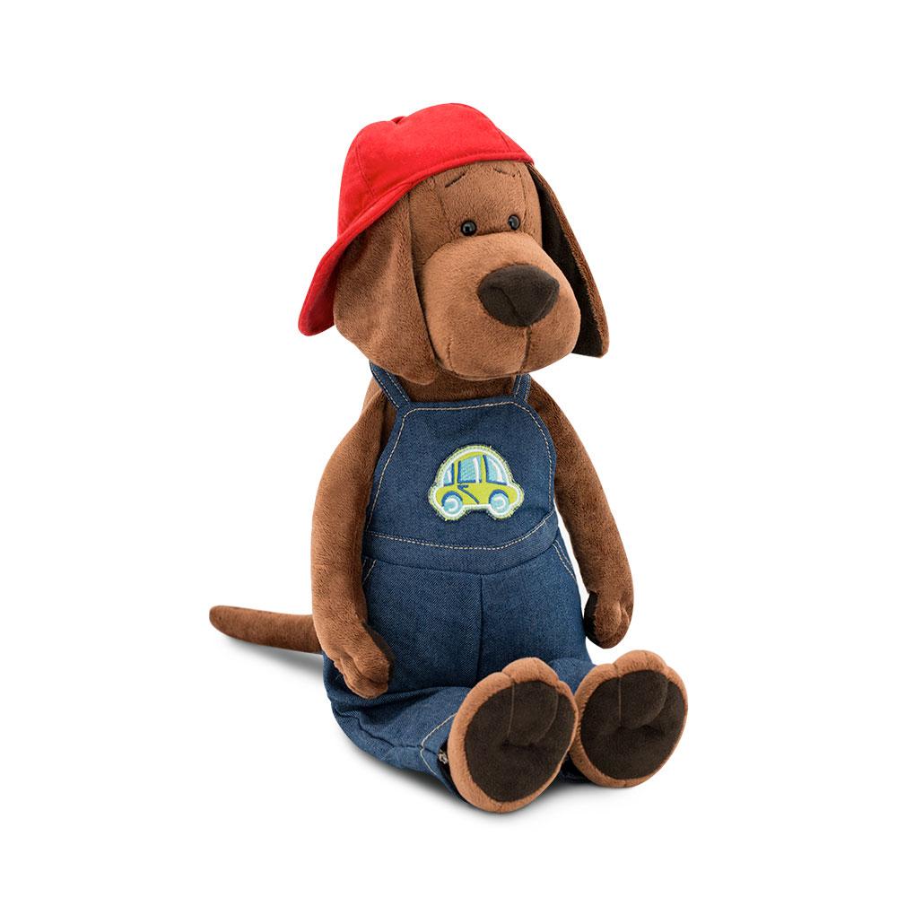Купить Orange Мягкая игрушка Life Пёс Барбоська За рулем , 30 см, Китай
