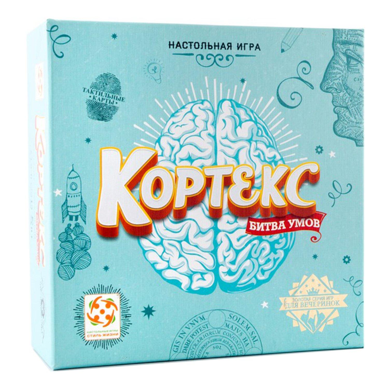 Купить Стиль Жизни Настольная игра Кортекс , Стиль жизни, Россия