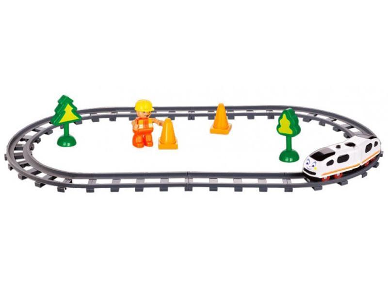 """Bebelino """"Железная дорога для малышей"""" - железнодорожный набор"""