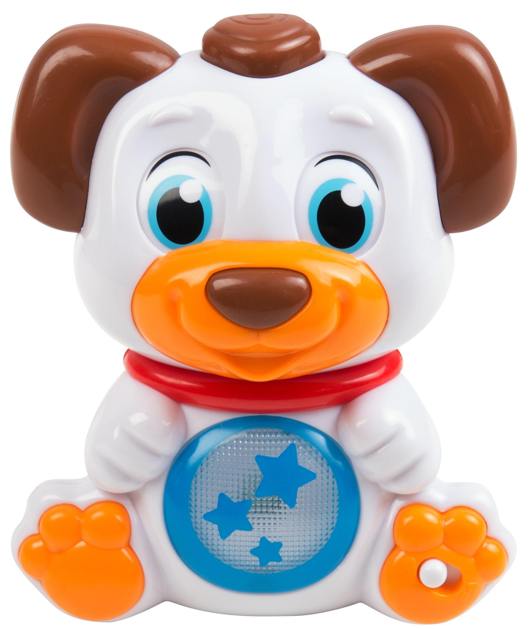 """Clementoni """"Собачка"""" со сменой эмоций"""" - интерактивная игрушка"""