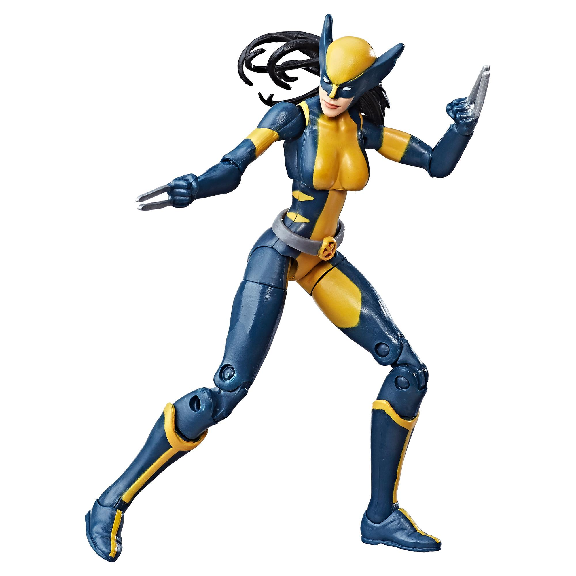 Купить Avengers Marvel Classic коллекционная фигурка Мстители Wolverine 9, 5 см, Китай