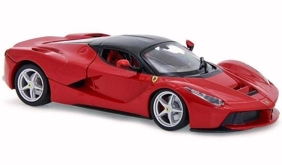 Купить Maisto Машинка сборная, красная - Ferrari LaFerrari 1:24 , Китай