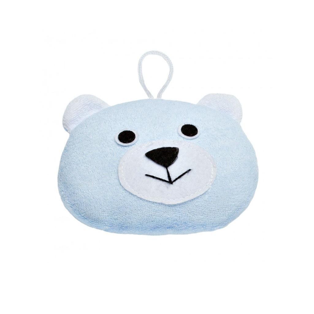 Купить Roxy-kids Мягкая губка для купания Мишка , Китай