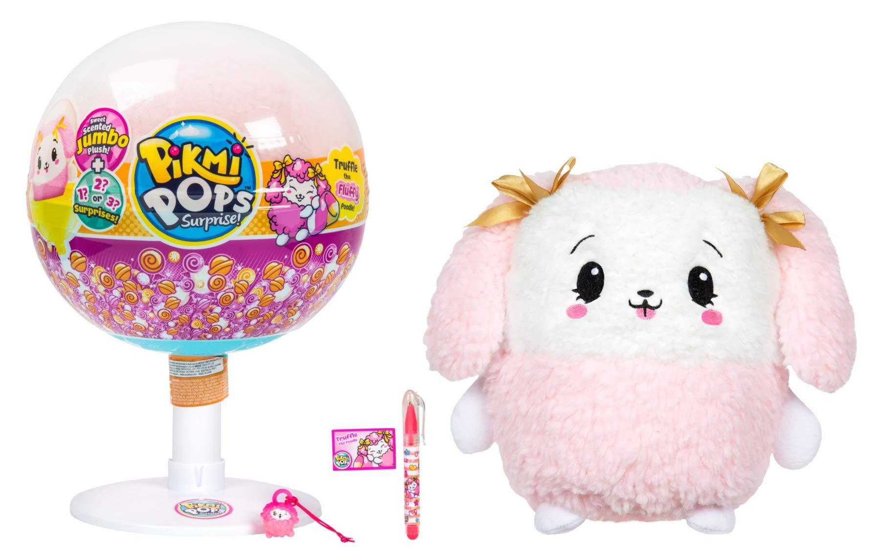 Купить Ароматизированная игрушка Pikmi Pops Пудель, с аксессуарами, Китай