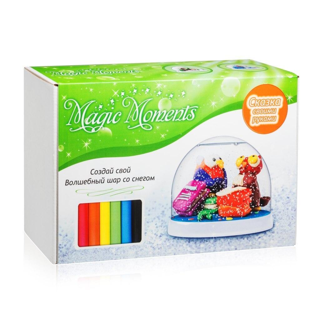 Купить Набор для творчества MAGIC MOMENTS mm-2 Волшебный шар Совы, Россия