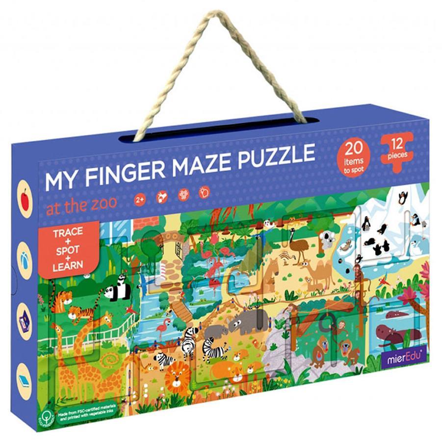 Купить Mieredu Игровой набор В зоопарке , Китай