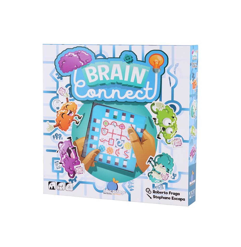 Купить Стиль Жизни Настольная игра Зарядка для мозга (Brain connect), Стиль жизни, Россия