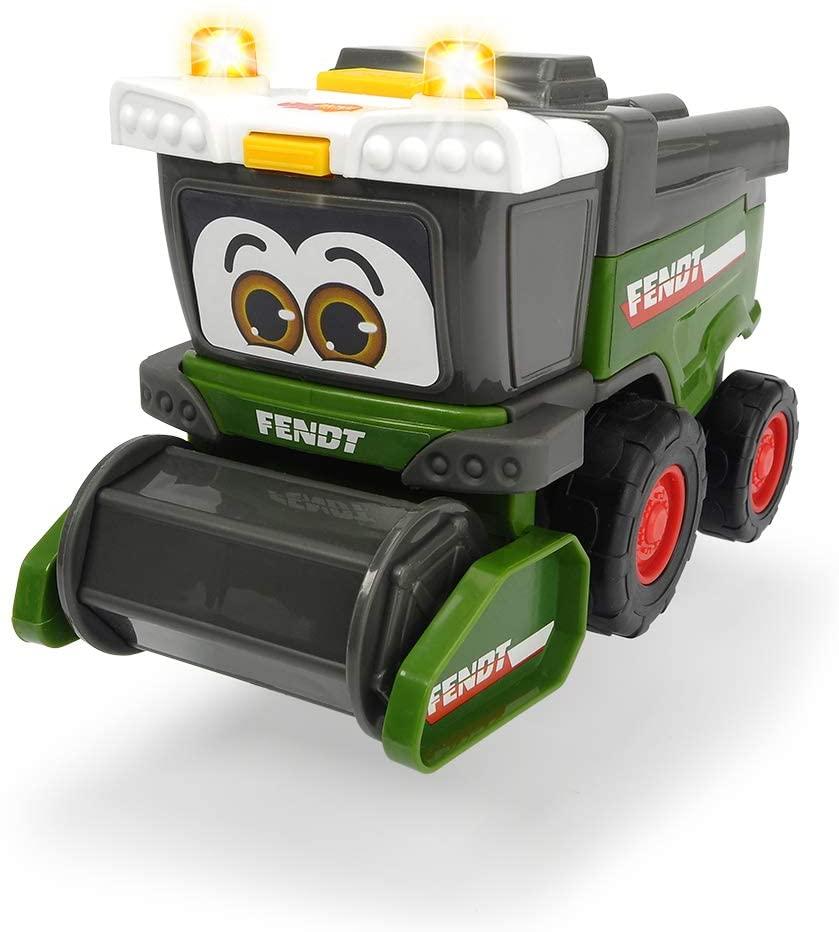 Купить Dickie Toys Трактор комбайн Happy Fendt 16 см свет, звук, 3812005, Китай