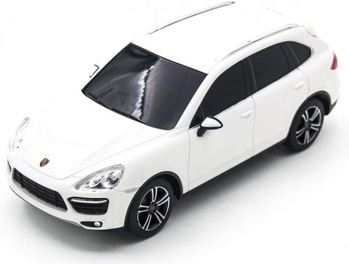 Купить Rastar Porsche Cayenne White 1:24   RAS-46100-W - Радиоуправляемая машина, Китай