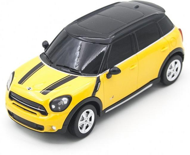 Купить Rastar Mini Countryman Yellow 1:24 - RAS-71700-Y - Радиоуправляемая машина, Китай
