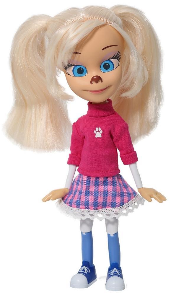 Купить ВЕСНА Кукла Роза Барбоскина - Уроки красоты | В3650 30 см, Весна, Россия