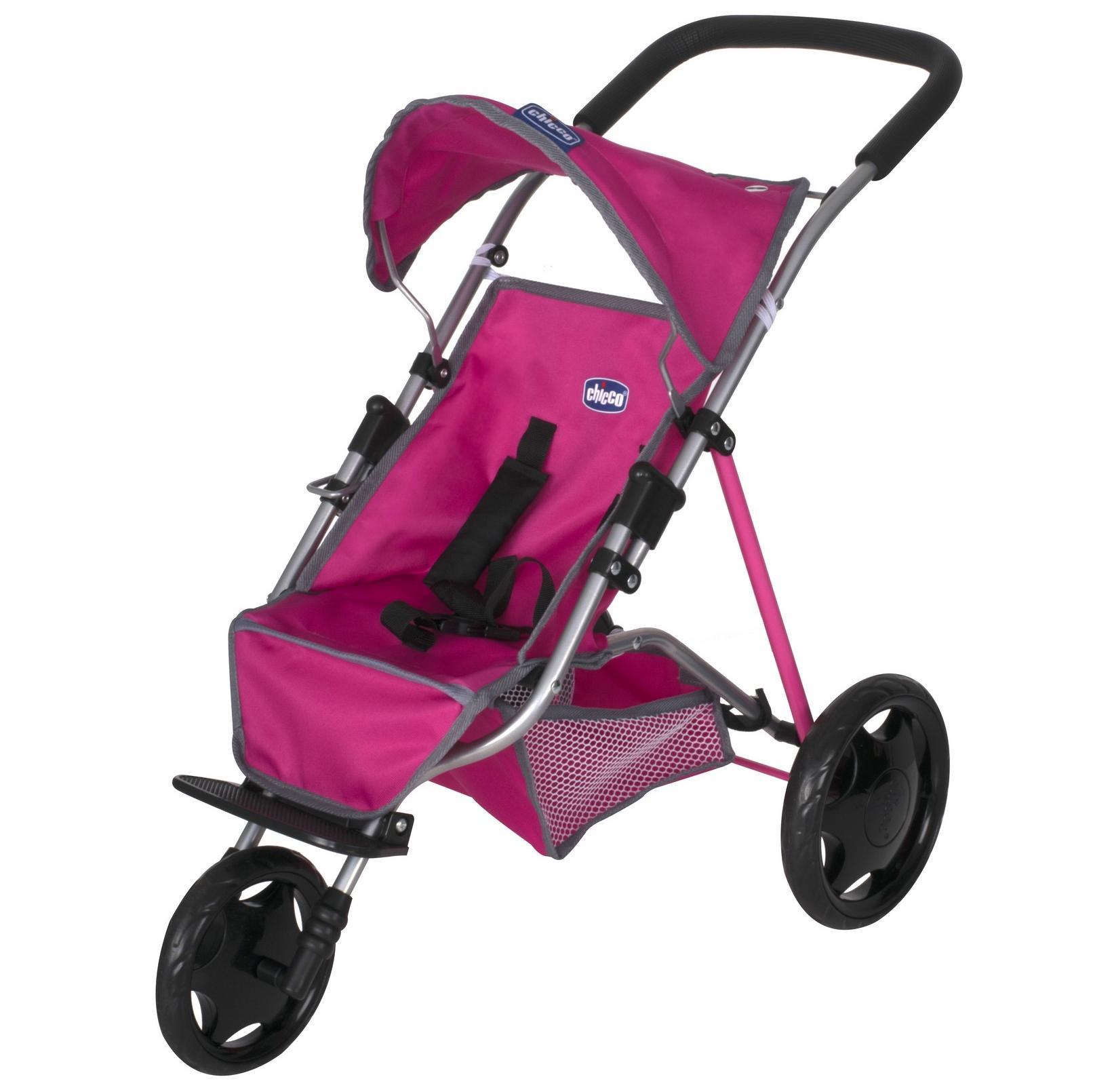 Купить Chicco Трехколесная коляска для кукол JR Active3 Purchair, Китай