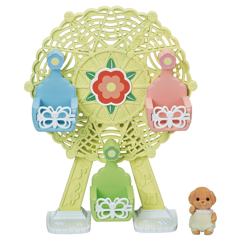 Купить Игровой набор Sylvanian Families Колесо обозрения, Китай