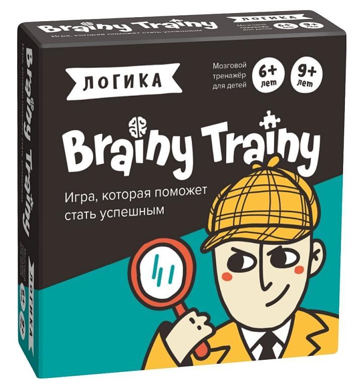 """BRAINY TRAINY """"УМ266 Логика"""" - Игра-головоломка"""