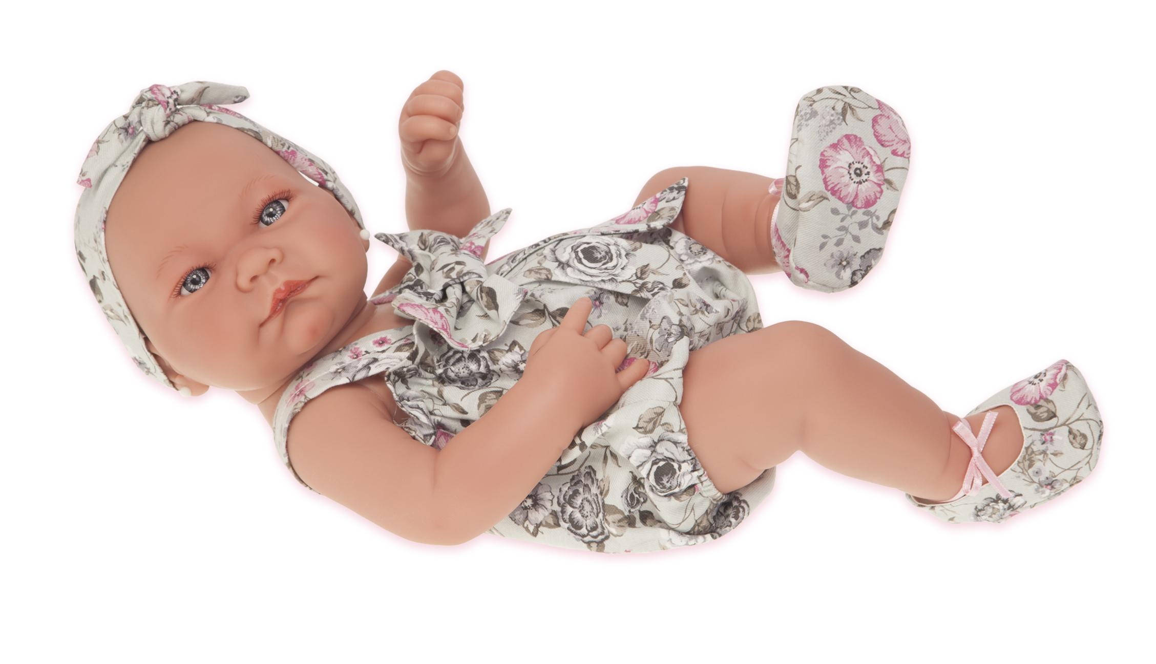 Купить Antonio Juan Кукла-младенец Мина, 42 см, Испания