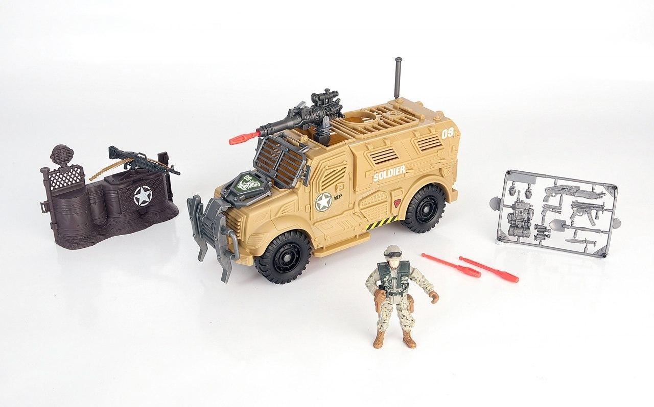 Игровой набор CHAP MEI 521005 Бронемобиль пехоты