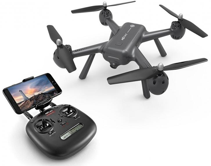 "MJX R/C ""X104G GPS WiFi FPV 1080P - X104G"" - радиоуправляемый квадрокоптер"