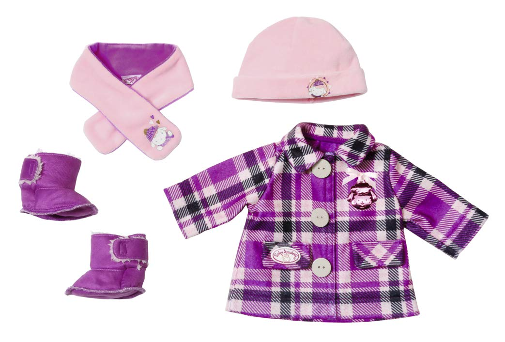 Baby Annabell Одежда Модная зима, 43 см