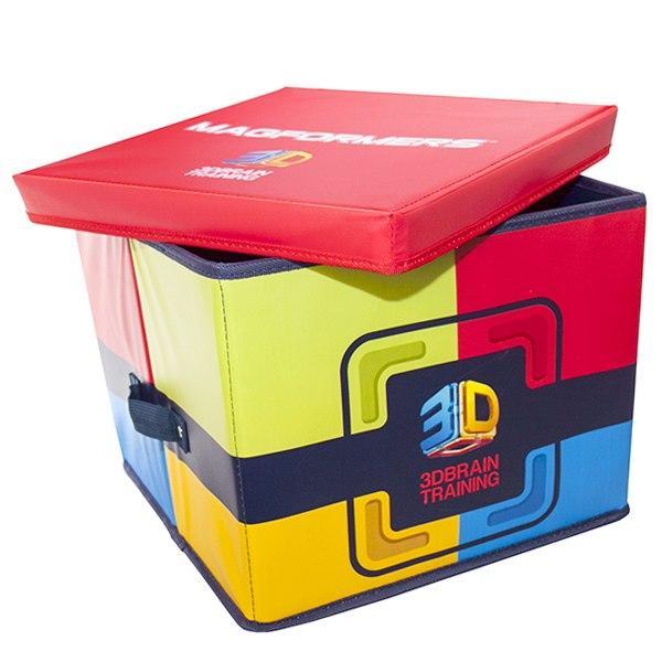 Купить Коробка для хранения MAGFORMERS 60100 Box, Китай