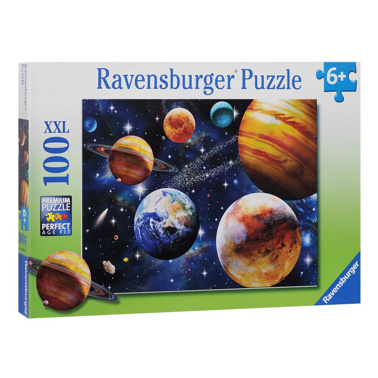 Купить Ravensburger Пазл Космос , 100 элементов, Германия