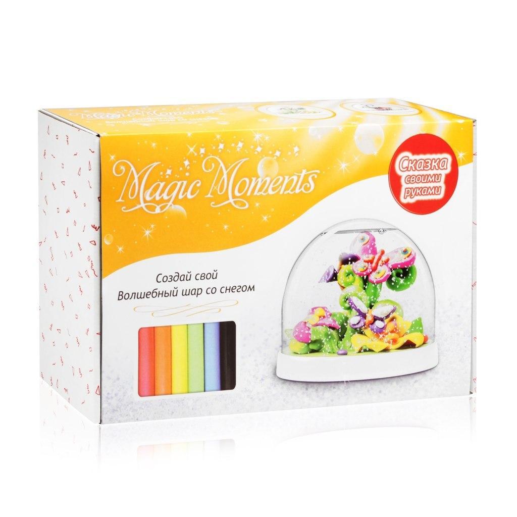 Купить Набор для творчества MAGIC MOMENTS mm-5 Волшебный шар Бабочки, Россия