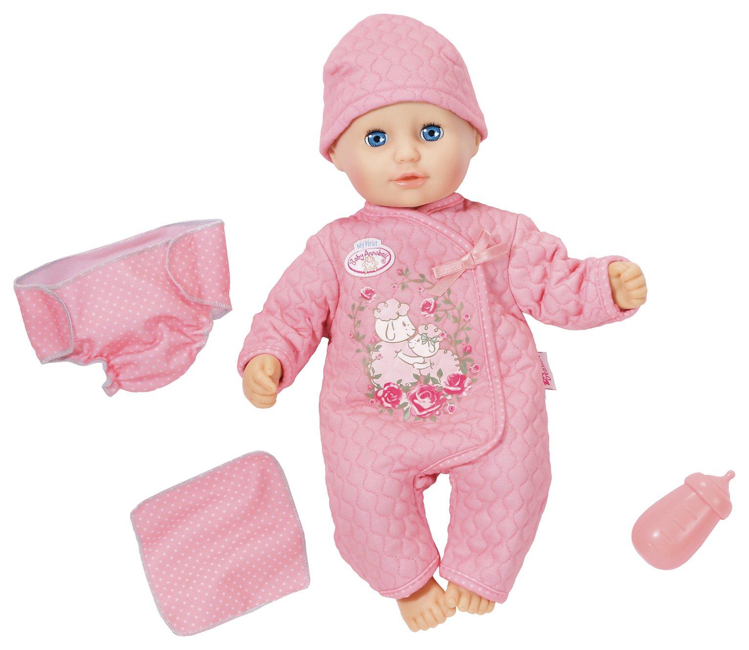 Baby Annabell Кукла многофункциональная, 43 см