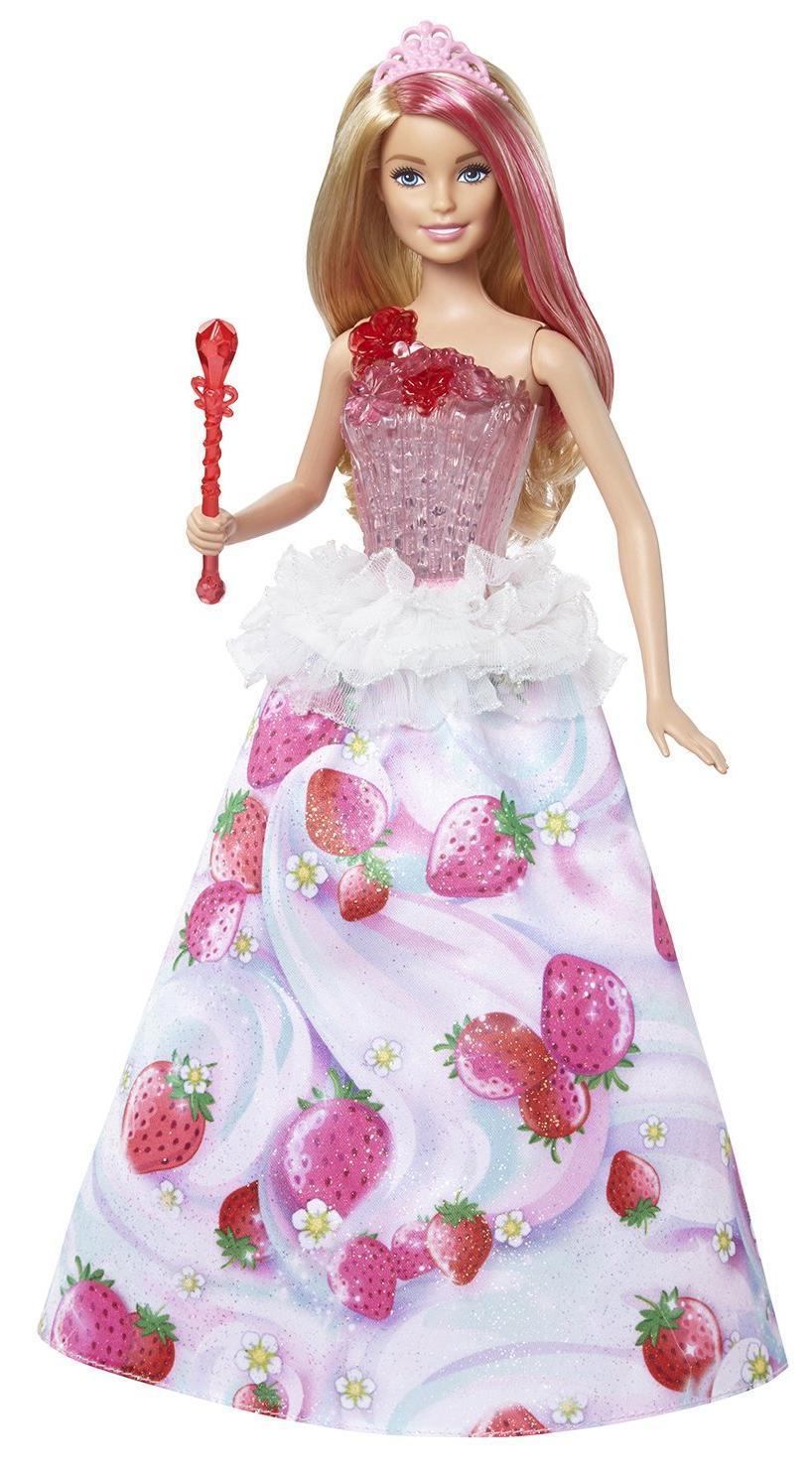 Купить Кукла Barbie Конфетная принцесса , Индонезия