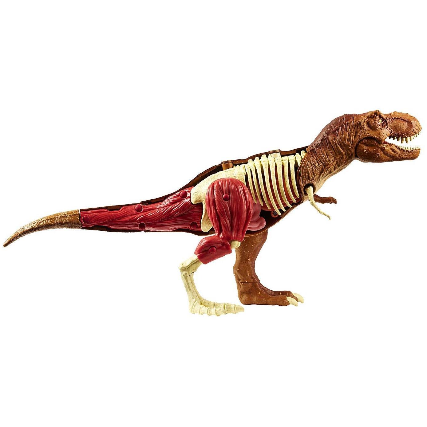 """Jurassic World Игровой набор """"Анатомия динозавра"""""""