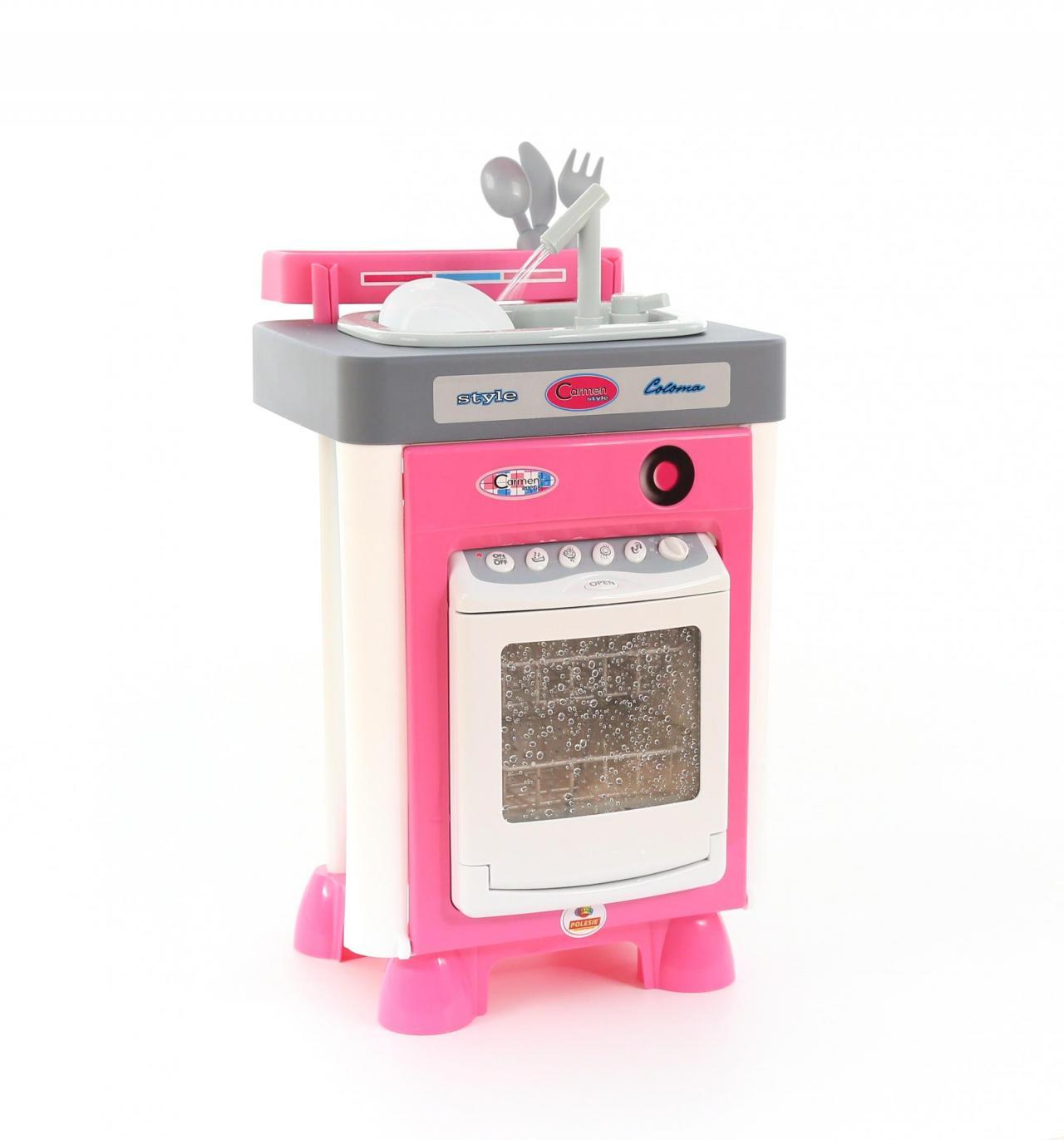 Купить Coloma Y Pastor Игровой набор Carmen №3 с посудомоечной машиной и мойкой, Беларусь