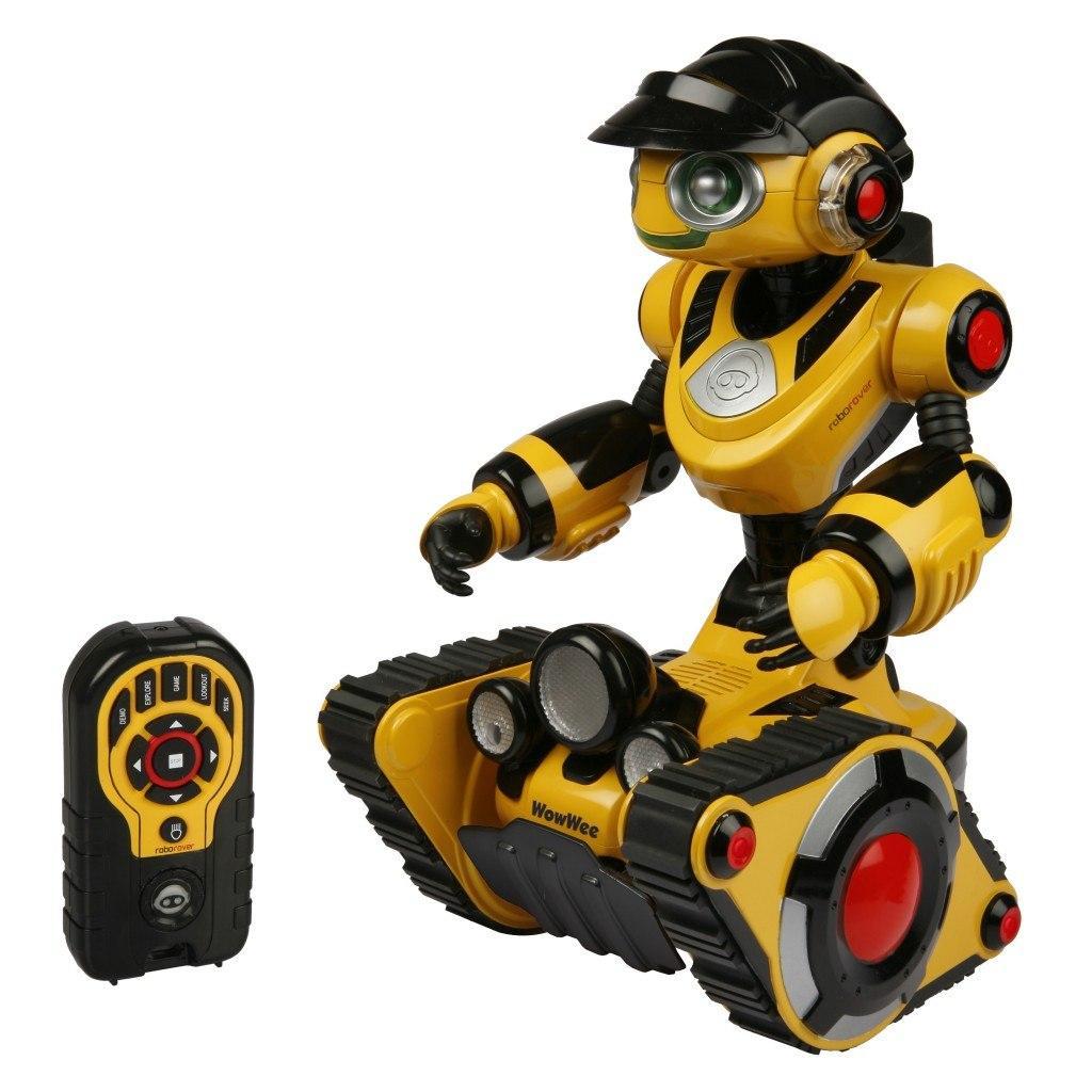 Купить WOWWEE Роборовер - 8515 - радиоуправляемый робот, Китай