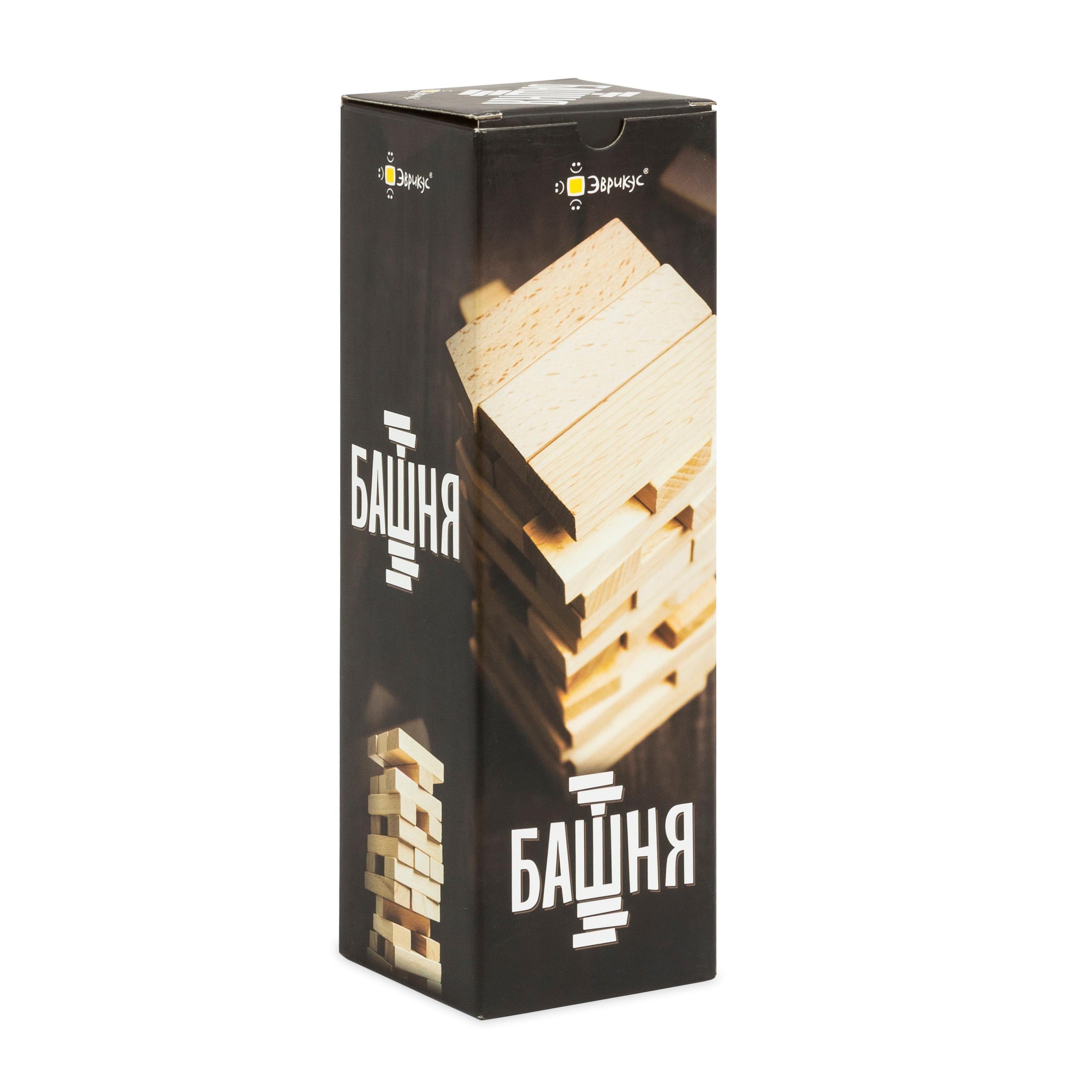 Купить Эврикус Настольная игра Башня , Россия