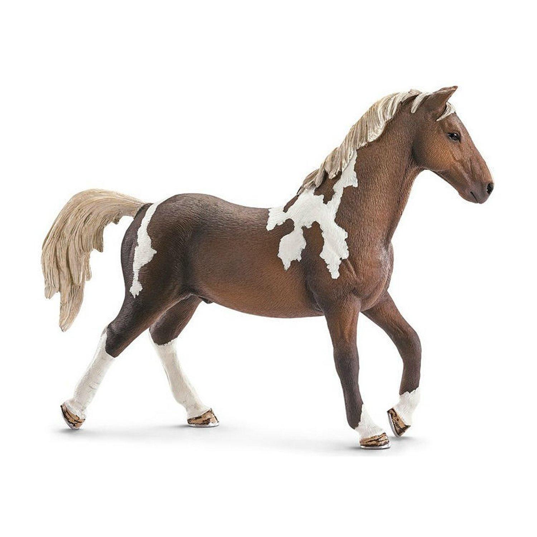 Купить Schleich Фигурка Тракененская лошадь, жеребец, Китай