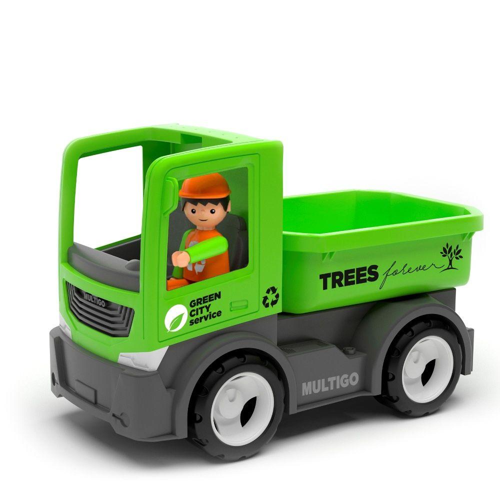 Efko Городской грузовик с водителем