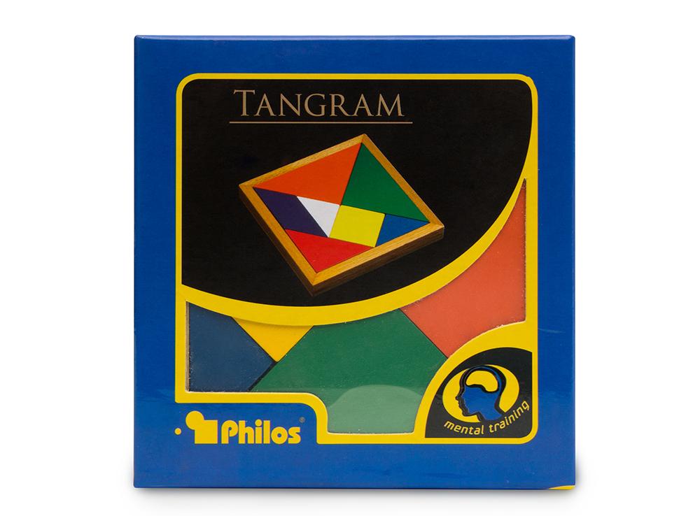 Купить Стиль Жизни Настольная игра Танграм 3520 , Стиль жизни, Китай