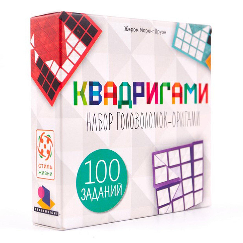Купить Стиль Жизни Настольная игра Квадригами , Стиль жизни, Россия