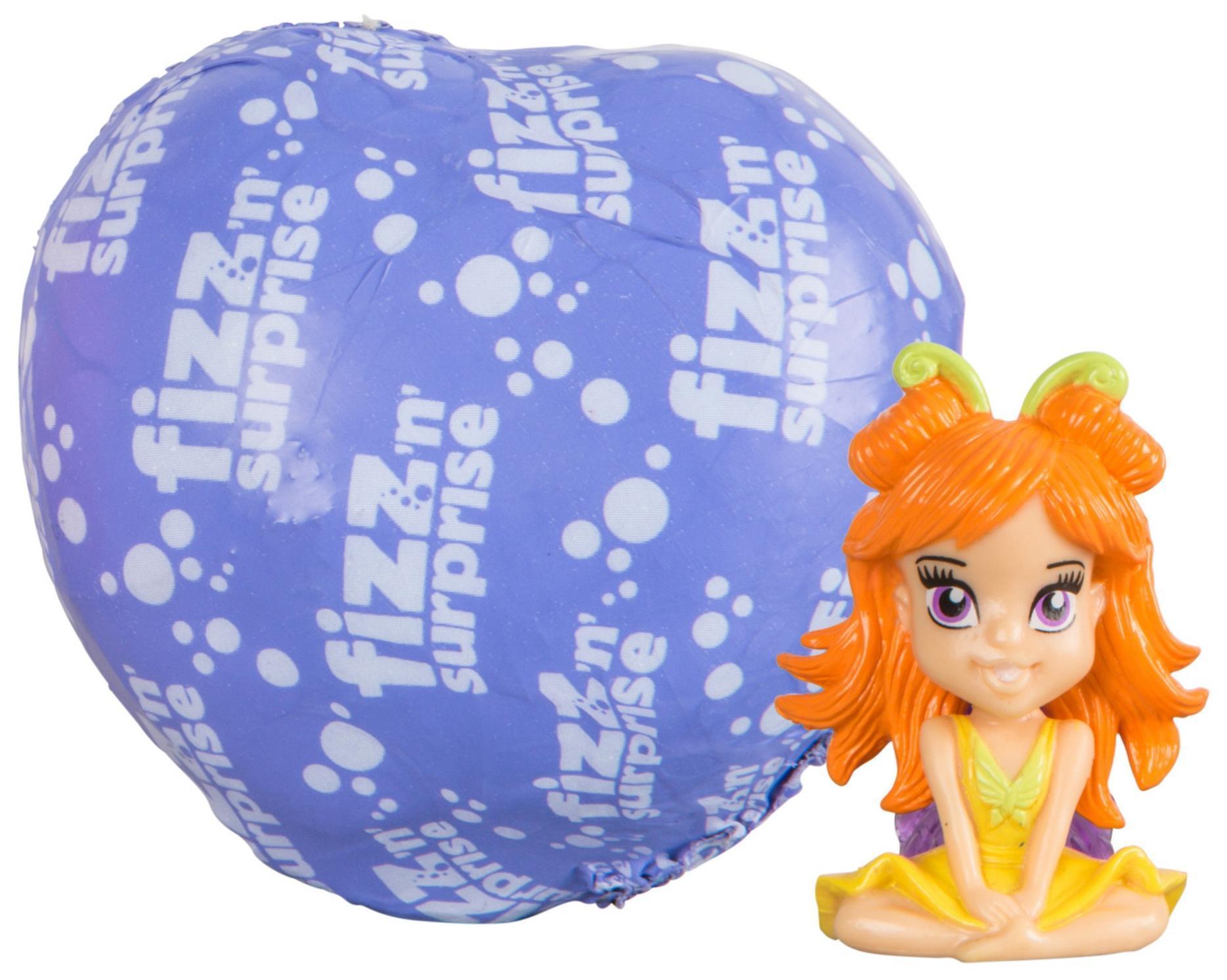 """FIZZ N Surprise """"Шипучее сердечко - Волшебные Феи"""" - фигурка-сюрприз, Китай  - купить со скидкой"""