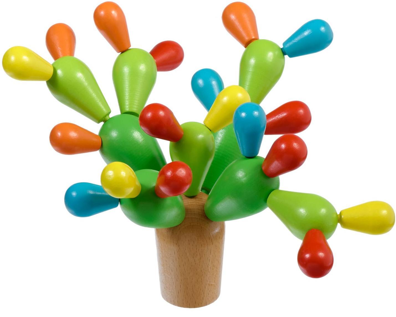 "Lucy&Leo ""Балансирующий кактус"" - развивающая игрушка"