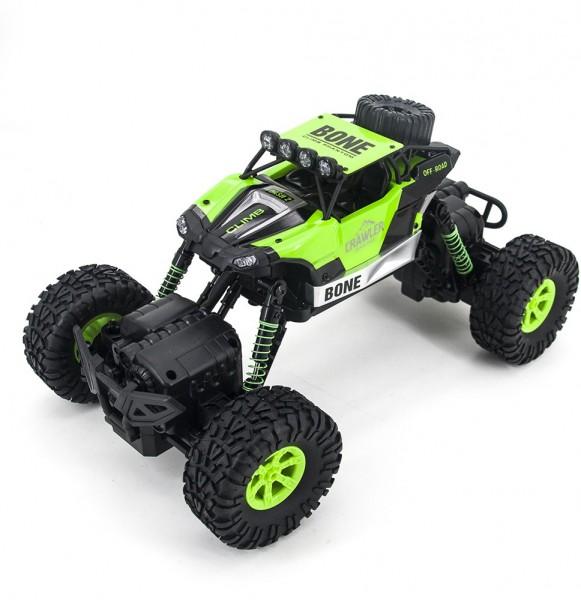 "Crazon ""Green Crawler 4WD c WiFi FPV камерой   171603B-G"" - Радиоуправляемый краулер-амфибия"